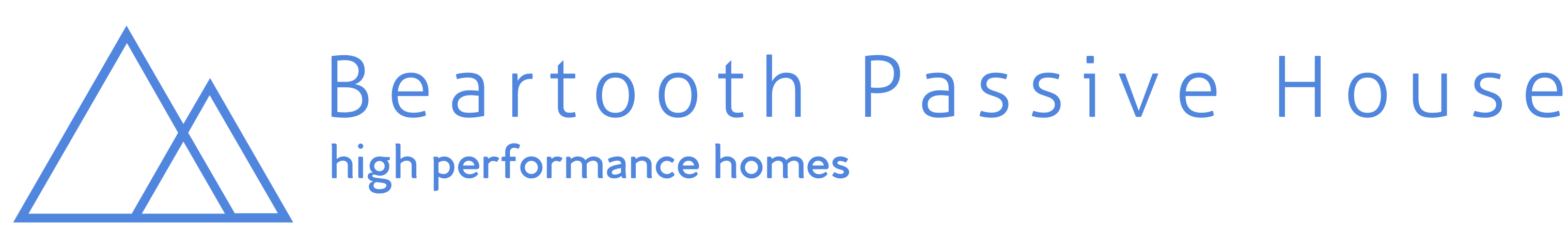 Beartooth Passive House